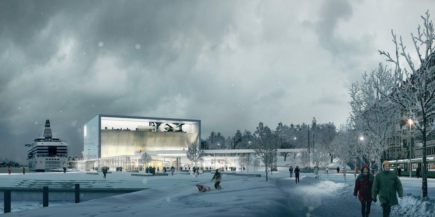 Guggenheim Museum Helsinki 1