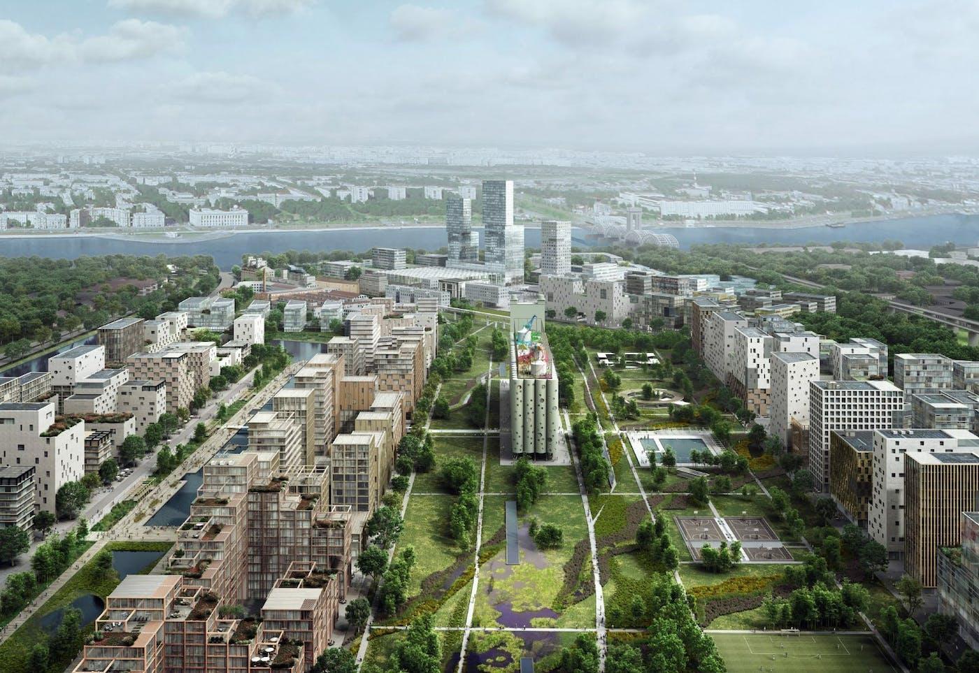 Transforming the Grey Belt St Petersburg 7